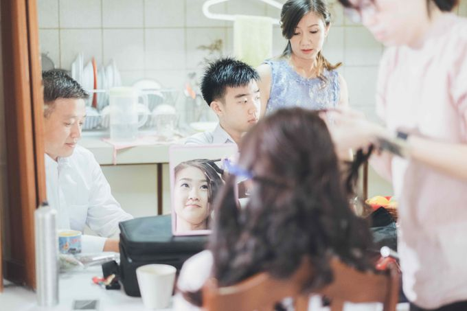 Behind the Scene of Rieka Actual Day by Ling's Palette - 009