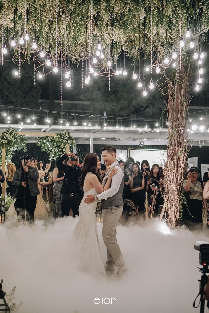 The Wedding of Nico & Evelyn by Elior Design - 005