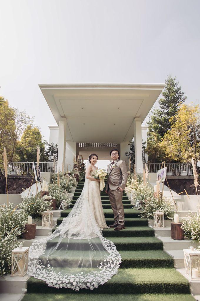 The Wedding of Adrian & Viola by Elior Design - 007