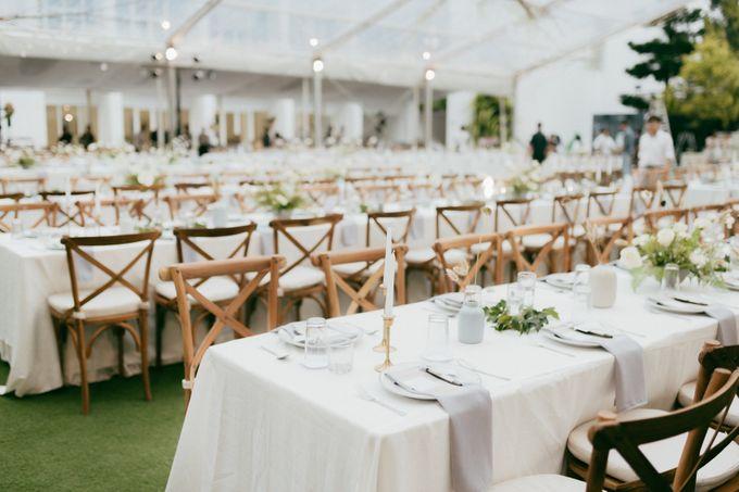 The Wedding Of David & Felicia by Elior Design - 014