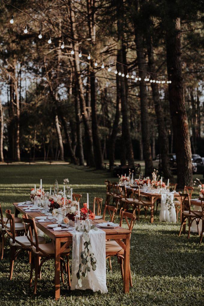 The Wedding of Nysha and Fariz by Elior Design - 028