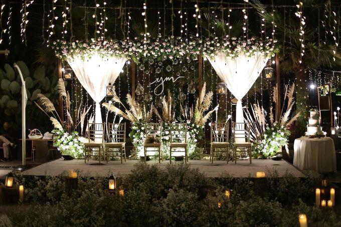 The Wedding Of  Yogi & Monica by Elior Design - 009