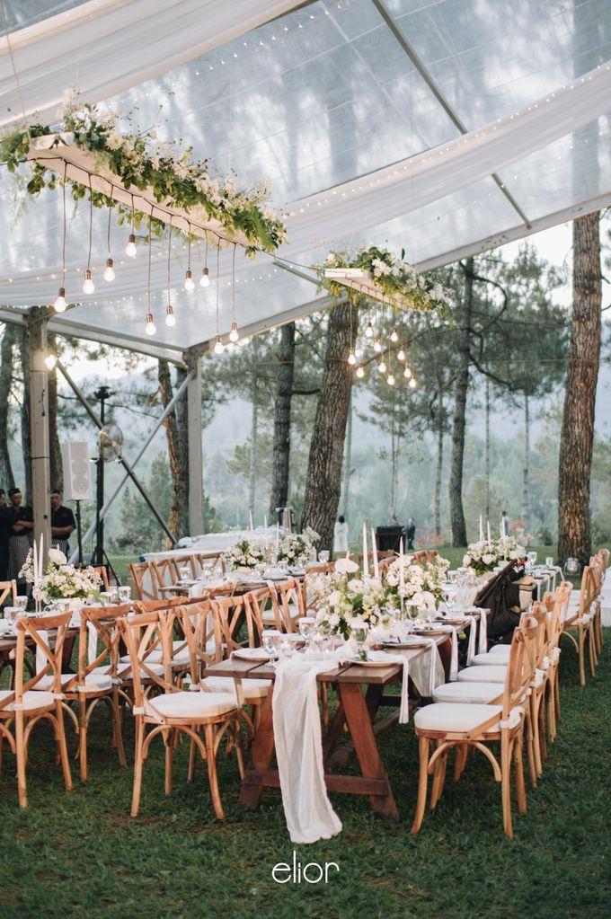 The Wedding Of Ferdi & Tania by Elior Design - 027