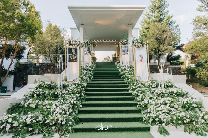 The Wedding of Raymond & Michelle by Elior Design - 012
