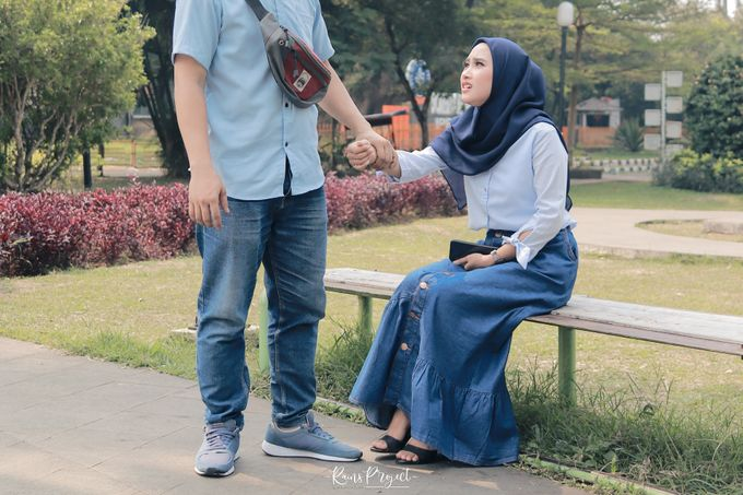 The Story of Fadli & Ayu by Rains Project - 036