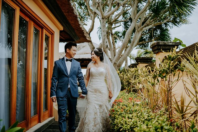 Wedding of Warren & Jennifer by Nika di Bali - 011