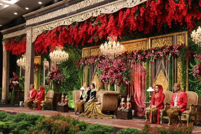 TRADITIONAL WEDDING by Indonesia Convention Exhibition (ICE) - 002