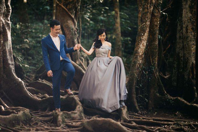 SUNDORO & LIA PREWEDDING by DHIKA by MA Fotografia - 007