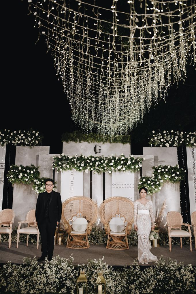 The Wedding of Ivy and Galih by Elior Design - 003