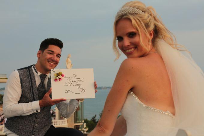 German Wedding in Antalya - Davut & Katya - by Wedding City Antalya - 007