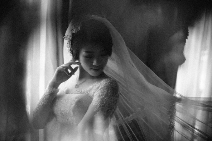 DAVID & FELICIA WEDDING by DHIKA by MA Fotografia - 007