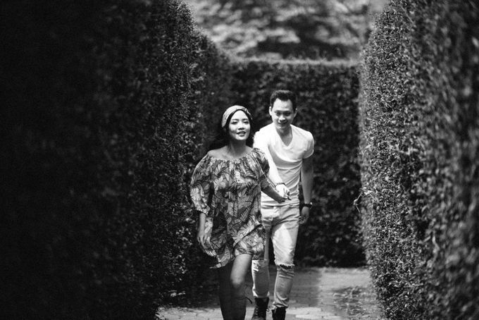 STEVEN & FLORENCIA PREWEDDING by DHIKA by MA Fotografia - 007