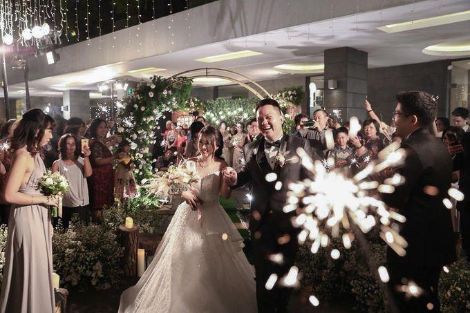 The Wedding Of  Yogi & Monica by Elior Design - 010