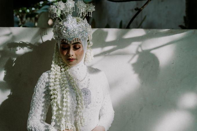 Dheafina & Nur Wedding at Azila Villa by AKSA Creative - 007