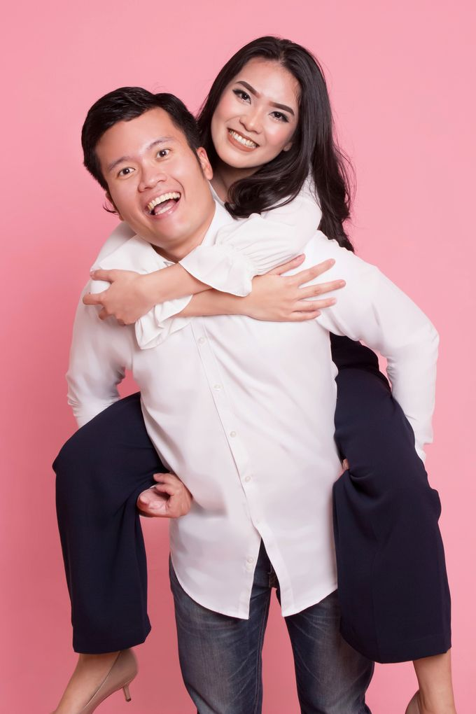 Gorgeous Prewedding Nicho & Vitra by Ken Photo - 006