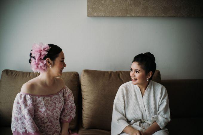 Nicole & Daniel Wedding at Menara Imperium by AKSA Creative - 005