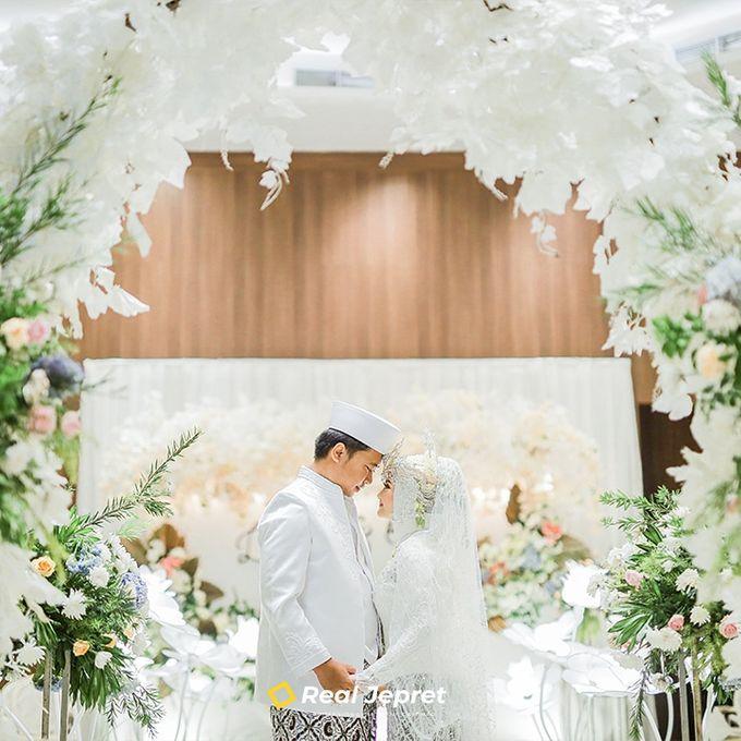 WEDDING OF LIUNSYAH & UMAM by Grand Soll Marina Hotel - 003
