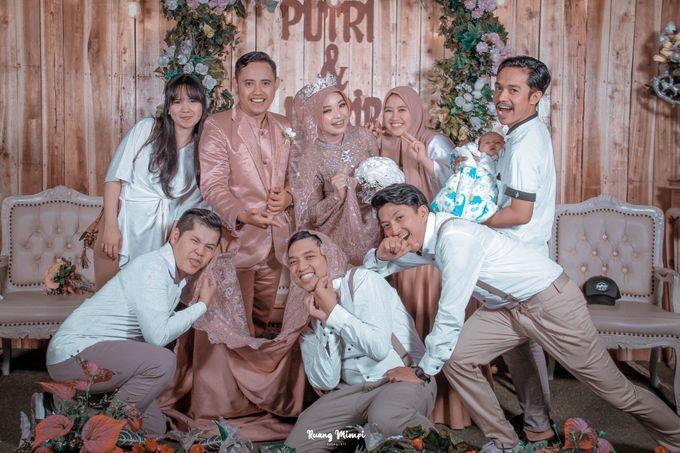 Wedding Of Putri & Habib by Rumah Makan Ponyo - 018
