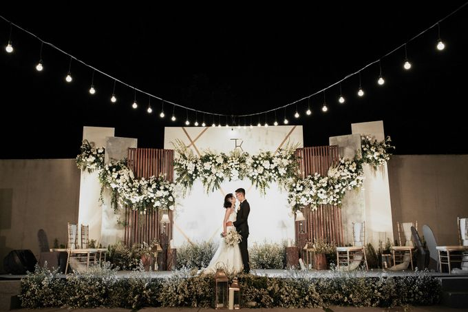 The Wedding of Tommy Kintami by Elior Design - 001