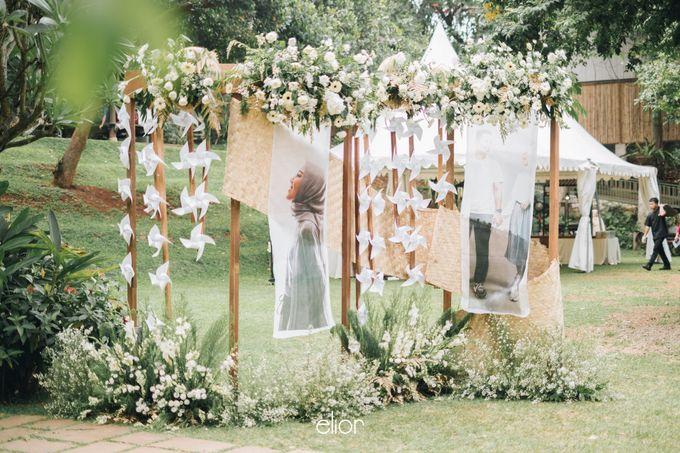 The Wedding of Citra & Deri by Elior Design - 009