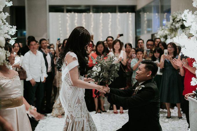 Wedding of Robert & Michelle by La'SEINE Function Hall - 008