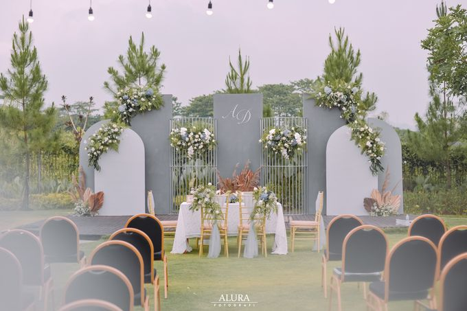 the wedding Adin&Dira by THE HIVE BUMI PANCASONA - 007