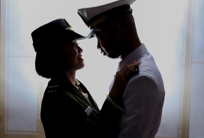 prewedding Regina & Rifqi by Video Art - 007