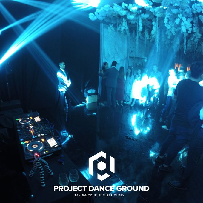Christopher Soetanto and Inez Griselda Wedding Afterparty by Project Dance Ground - 007