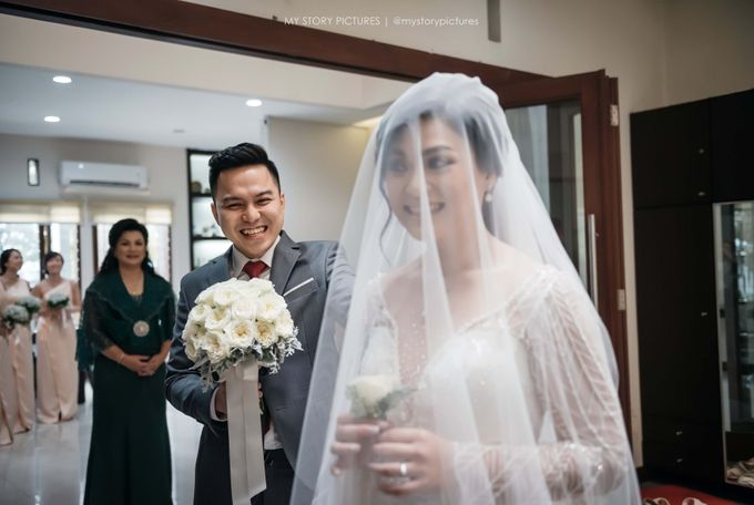 Ito & Jovi Wedding by My Story Photography & Video - 011