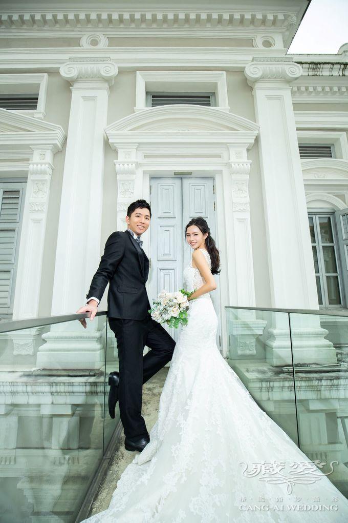 Elegance by Cang Ai Wedding - 001
