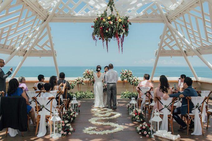 Wedding of Anesh & Ying 24 February 2019 by PMG Hotels & Resorts - 007