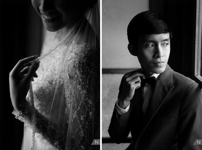 Billy & Rachel Wedding by Wong Hang Distinguished Tailor - 007