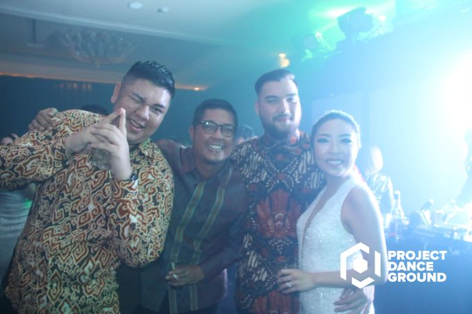 Victor Susantyo & Laura Hasjim Wedding Afterparty by Project Dance Ground - 003