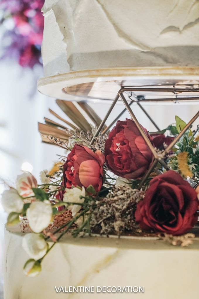 Ludwig & Eve Wedding Decoration by Andy Lee Gouw MC - 007