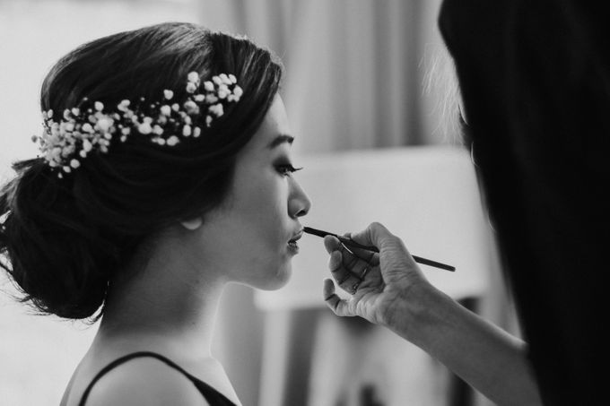 Nagisa Bali Wedding For Anh & Steven by Nagisa Bali - 020