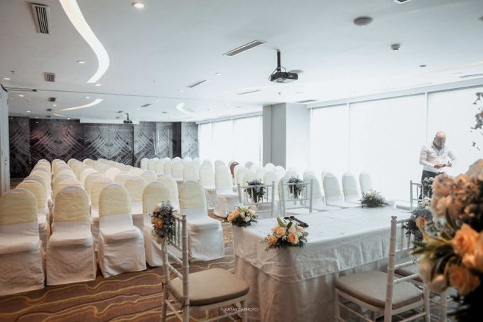 Wedding of Yoggie & Shinta by Novotel Tangerang - 001