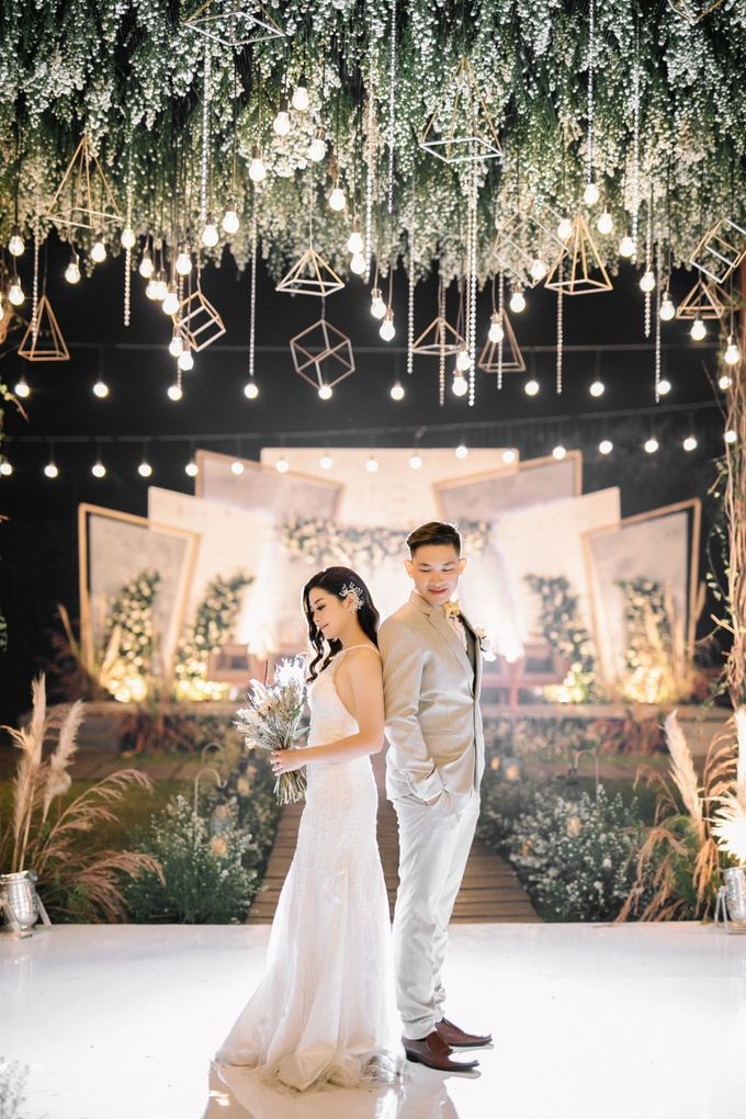 The Wedding of Nico & Evelyn by Elior Design - 006