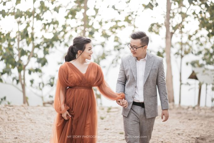 Pre-wedd Hansen Meicy by My Story Photography & Video - 008