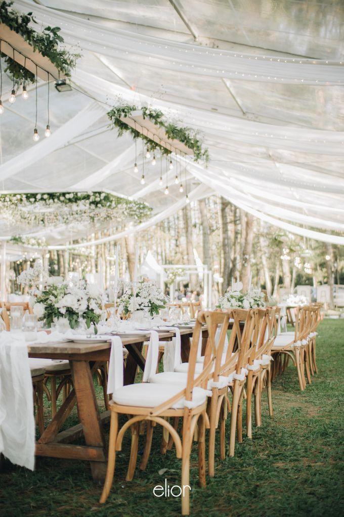 The Wedding Of Ferdi & Tania by Elior Design - 029