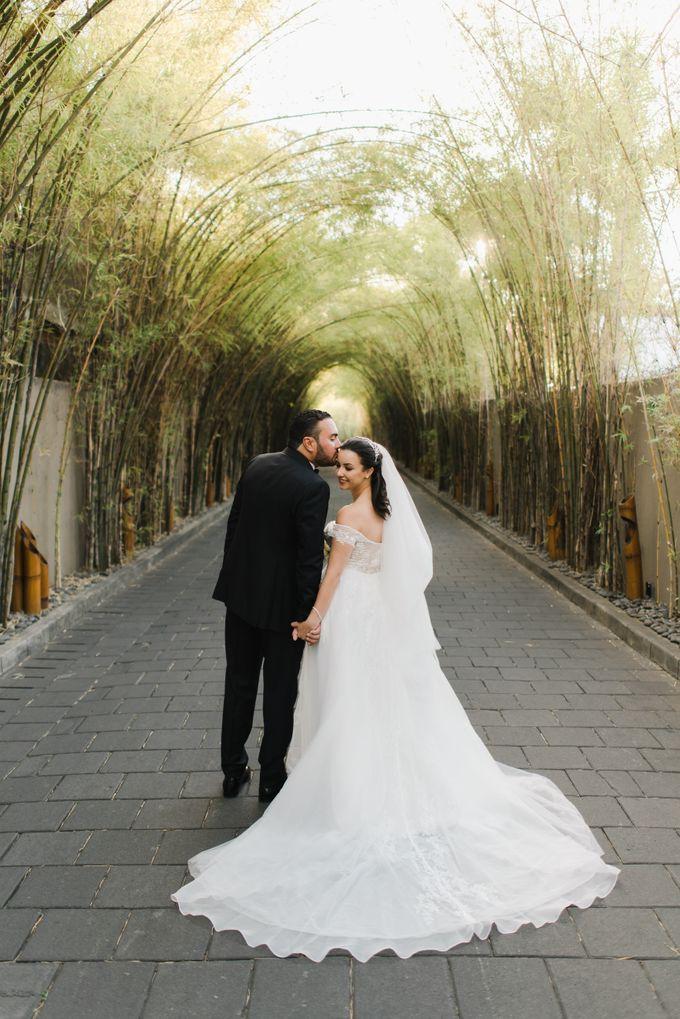 Wedding Hicham & Aki by Putri Bali Makeup - 007