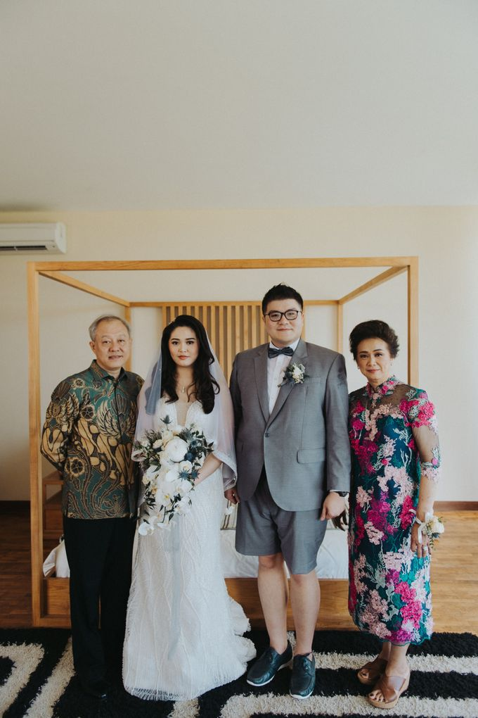 Makeup Wedding Dicky & Erika by Panda Wedding Organizer - 007