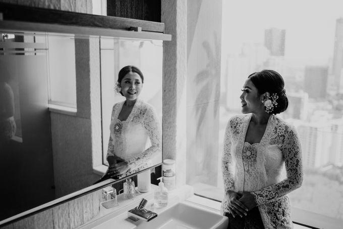 Resa & Bunga Wedding by AKSA Creative - 006