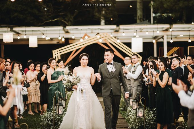 The Wedding of Henry and Stefanie by Elior Design - 002