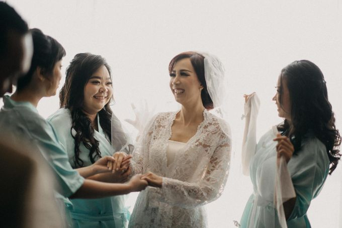 Sundoro & Lia Wedding by Dhika by MA Fotografia - 007