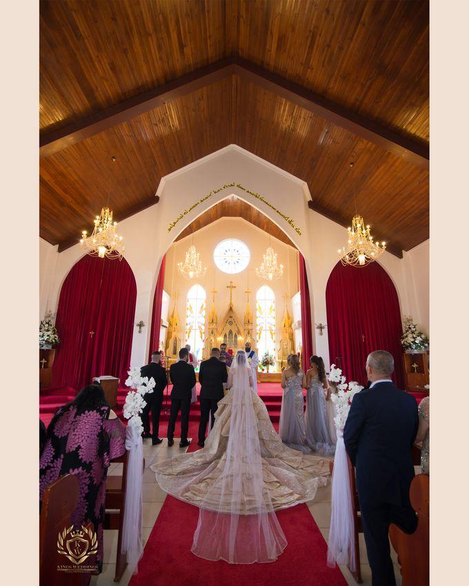 Robert & Mariam Wedding by Kings weddings film & photography - 004