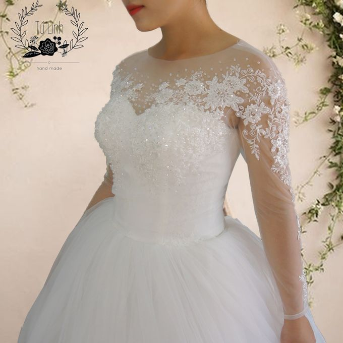 Wedding Dress In Your Dream by Tu Linh Boutique - 003