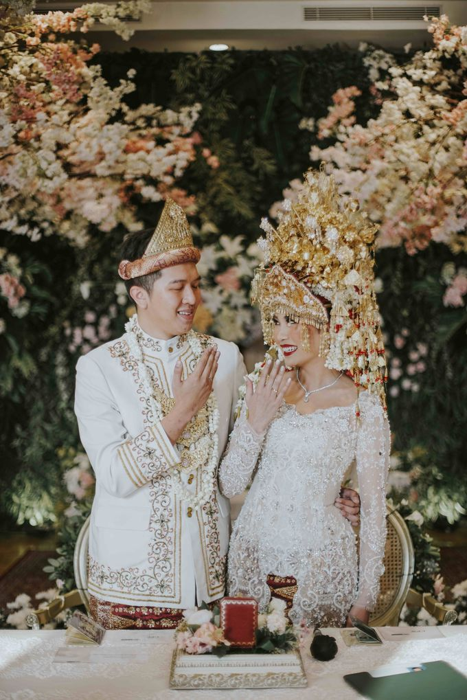 Elisa & Faris Wedding by Speculo Weddings - 007