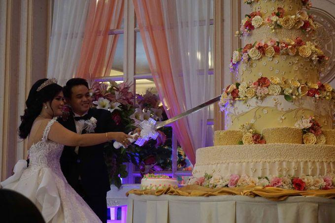 The Wedding of Gevin Salim & Yolanda Kartika Winarta by ID Organizer - 007