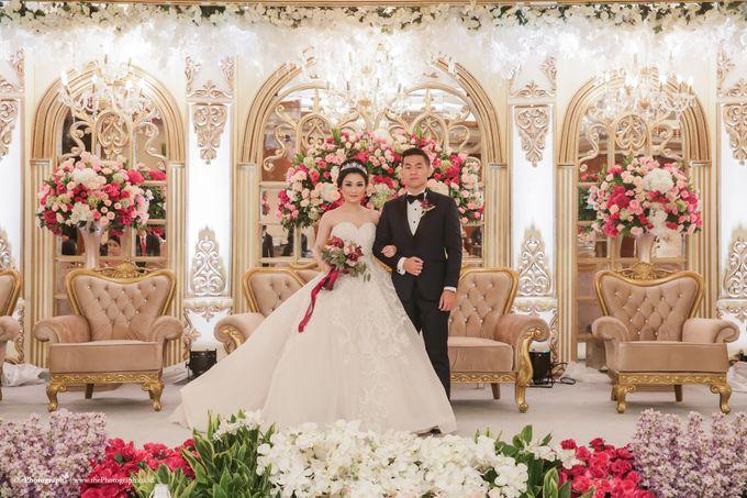 The Wedding of Nico and Nerissa by Mandarin Oriental, Jakarta - 006