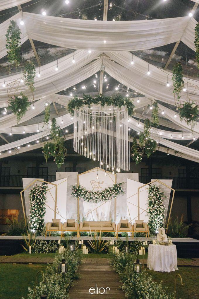 The Wedding of Randy & Rulin by Elior Design - 009